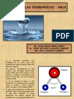 Biomoleculas Agua y Sales, Glucidos y Lipidos 2011
