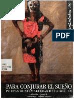 Poesia Guatemalteca