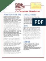 newsletter october 3