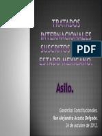 Tratados.Internacionales.Asilo