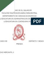 Bono de Prenda 1