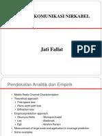 Model Propagasi Selular(2)