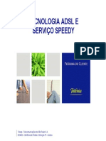 Tecnoligia+Adsl+e+Servico+Speedy
