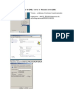 Instalacion en Windows Server 20082
