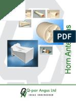 Horn Antennas Catalogue
