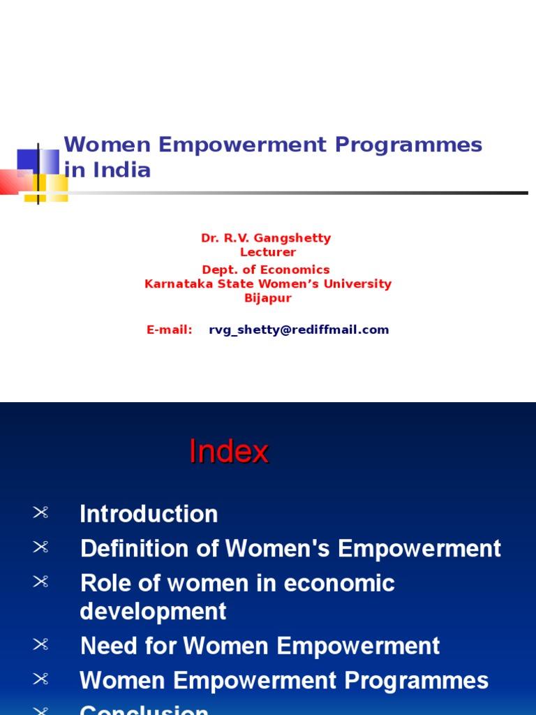 Women Empowerment Programmes In India By Gangshetty | Empowerment |  Ethnicity, Race U0026 Gender