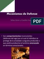 Mecanismos Defensa