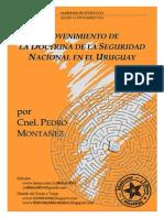 Advenimiento de la Doctrina de la Seguridad Nacional en el Uruguay - Cnel. Pedro Montañez