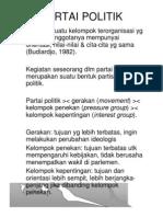 partai-politik