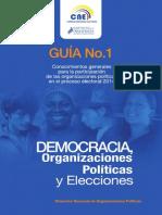 Guia Para Elecciones