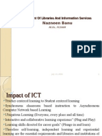 Management of Libraries and Information Sciences by Naznin Banu