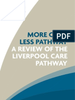 Liverpool Care Pathway Review Document