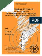 Matriuskas de Terror. Algunos elementos para analizar la Dictadura Argentina dentro de las Dictaduras del Cono Sur - Waldo Ansaldi