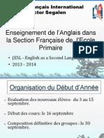 esl presentation cycle 2013-2014