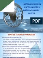 Que Se Negocia Acuerdos Vigentes Mercosur Peru Aladi