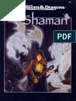 AD&D - Options  -  Shaman