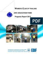 AWC Education Fund Report 2013