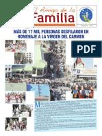 EL AMIGO DE LA FAMILIA domingo 6 octubre 2013