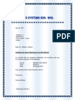 Info Systems Sdn