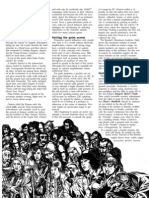 Dragon Magazine Article - AD&D 2nd Edition for Crowds and Mob Mentality