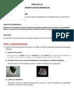 Practica #3 Observacion de Minerales.doc