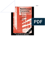 Reinforced Concrete Design Theory
