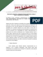 PROPUESTA DIDÁCTICA PRESENTACIÓN DE NIETZSCHE, HEGEL Y KANT