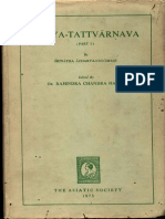 Kritya Tattwarnava - Srinath Acharya Chudamani