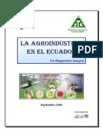 La agroindustria en el Ecuador. Un diagnóstico integral.pdf