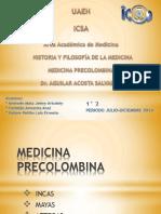 MEDICINA PRECOLOMBINA 1° 2
