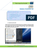 Panduan Lengkap Power Point 2007 (Beginner)