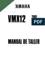 VMAX 1200 2001