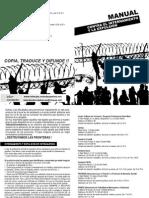 manual contra la expulsion y el internamiento