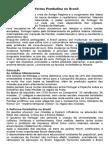 Roteiro - Reforma Pombalina