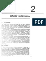 Capitulo 02 - Esfuerzo y Deformación