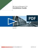 BMC Service Level Management 7.6.03 Installation Guide