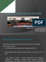 Bolsa Metales de Londres