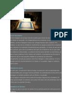 La insoladora. serigrafia. formula
