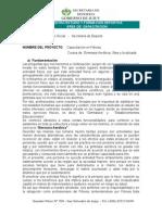 Proyecto Final Curso de Capacitacion en Fitness (Modelo)