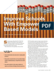 Improve Schools With Empowerment Based Models 1233527571617962 2