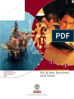 Oil Gas Services Tools Brochure
