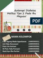 Diabetes melitus pada ibu hamil