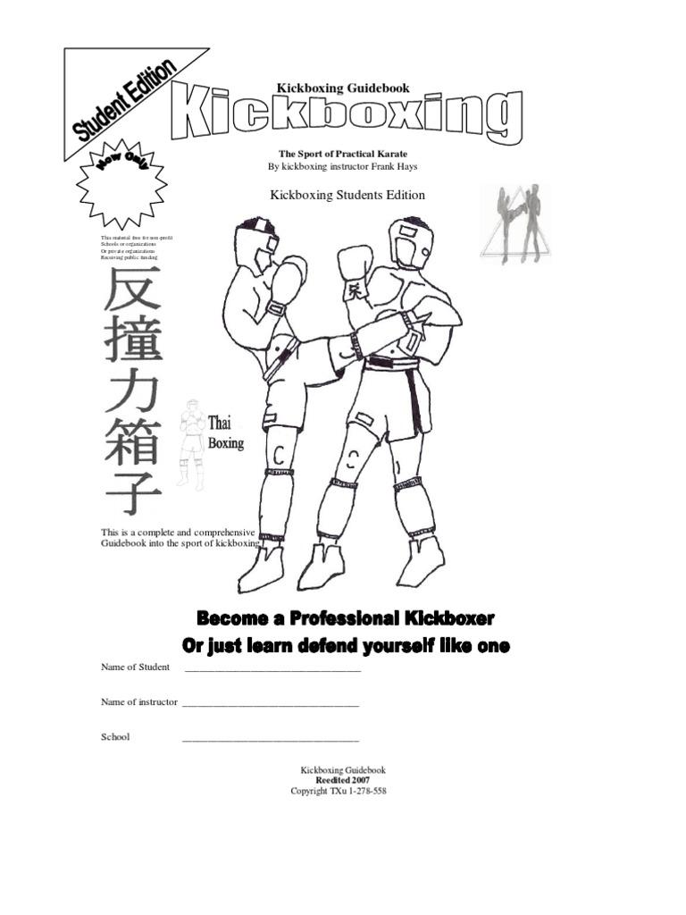 muay thai workout routine pdf  u2013 eoua blog