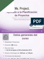 Presentacion Direc. Gen Agosto 2013