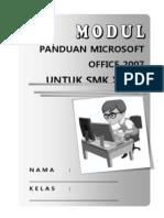 Panduan Microsoft Office 2007