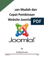 Panduan Lengkap Laman Web Joomla