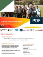 AMBEV Presentacion Programa TRAINEE 2013