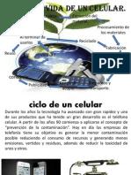 Ciclo de Vida de Telefono Celular Tarea
