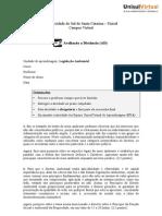 [22732-31659]AD UA Legislacao Ambiental