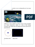 Satellite Communication Term Paper